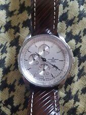 Jacques Lemans Geneve Tempora Valjoux 7750 automatic chronograph G189