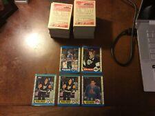 New listing 1989 OPC Hockey set. 1-330 Sakic RC + Lemieux and Gretzky plus Topps Lemieux