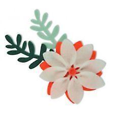 Fustella Sizzix BIGZ fustelle per Big Shot stampa fiore con ramo foglie 661321