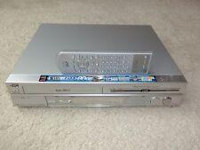 JVC HM-HDS4 S-VHS Recorder / 80GB HDD, inkl. FB, braucht 5 Min. zum hochfahren