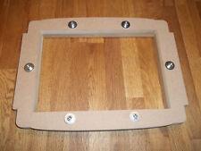 Ersatzspannrahmen für Tiefziehgerät Tiefziehen Kunststofftiefziehen Z-A4 (DIN)