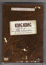 EDITION COLLECTOR 2 DVD-KING KONG : JOURNAL DU TOURNAGE