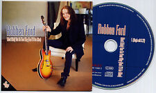 ROBBEN FORD Most Likely You'll Go Your Way UK promo CD Bob Dylan