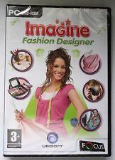 IMAGINE FASHION DESIGNER PC DVD-ROM GAME brand new & sealed UK!