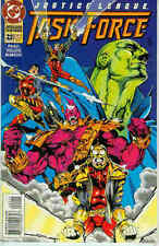 Justice League Task Force # 22 (estados unidos, 1995)