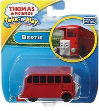 Thomas & Friends Fisher-Price Take-n-Play, Hybrid Bertie Engine Toy Train