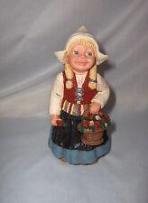 Vintage All God's Children Miss Martha Originals Katrina Figurine Dutch Girl 54