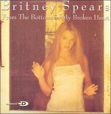 BRITNEY SPEARS - From the Bottom of My Broken Heart [Single] (CD 2000)
