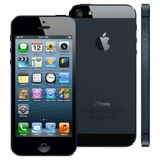 Apple iPhone 5 16GB Factory GSM Unlocked 4G LTE 8MP Smartphone Black