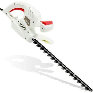 NETTA 500W Electric Corded Hedge Trimmer Blade Bush Shrub Cutter Lightweight