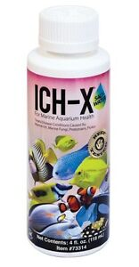 HIKARI MED QUICK ICH X 4 oz DISEASE TREATMENT 240 GALLON SALTWATER. USA