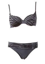 Softcup-Bikini, heine. Grau. Cup C. NEU!!! KP 79,90 € SALE%%%
