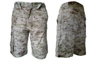 CARGO SHORTS Digital Camouflage (Sizes: L to 3XL)