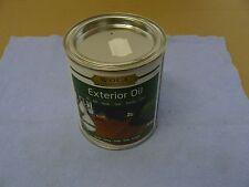 26,67€/1L - Woca Exterior Öl / Oil - Grau - 0,75l