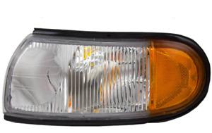 FITS Nissan Quest: 1996, 1997, 1998, NEW - Left Side Marker, Park Lamp