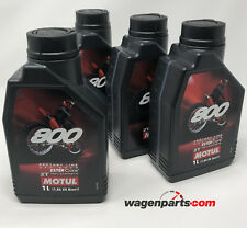 MOTUL Aceite lubricante MEZCLA 800 2T FL Off Road, 4 L Motocross Competición