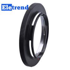 Minolta MD Lens to Olympus Four Thirds OM4/3 43 Adapter E-5 E-7 E420 E620 E520