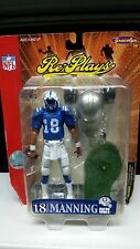 PEYTON MANNING #18 COLTS GRACELYN RE-PLAYS 2005 w/MINI CAR
