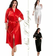 Polyester Gowns Hand-wash Only Sleepwear for Women