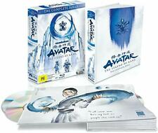 Avatar The Legend of Aang Season 1 2 3 Blu-ray 15th Anniversary Special Edition