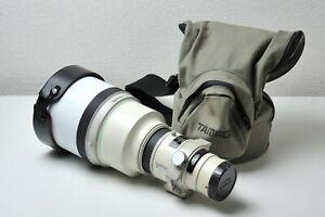 Tamron SP 60EM AF 300mm F2.8 LD-IF for Minolta/Sony w/Case [00105]