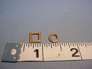 Picture Frame (2)  - #31  Dollhouse Miniature