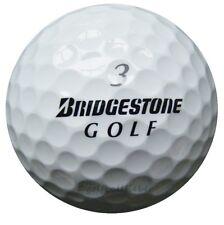 100 bridgestone e5 pelotas de golf en la bolsa de malla aa/AAAA lakeballs pelotas e 5 e5+ Plus