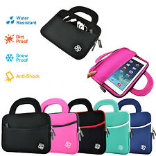 """For Apple iPad Pro 9.7"""" Slim Neoprene Sleeve Soft Handle Carrying Case Cover"""