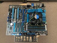 Asus P8Z68 Deluxe Gen 3 i7 2600K 16GB RAM