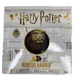 Funko Five Star Harry Potter Small Vinyl Figure Rubeus Hagrid BNIB