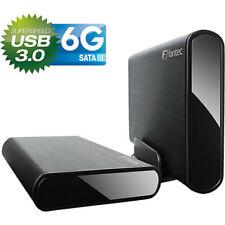 Fantec Fantec db-alu3-6g Black