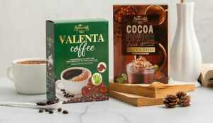 Weight Loss Valenta Coffee & Cocoa (Slimming Coffee) From Thailand