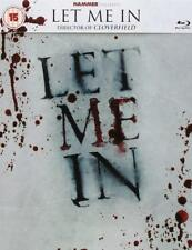 Let Me In (Steelbook) BLU-RAY *NEW & SEALED*