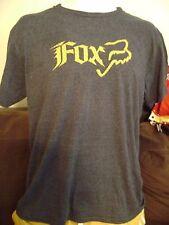 FOX RACING T-SHIRT- Men's MEDIUM. FOX MX MOTO X RACING.