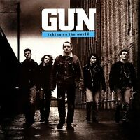 GUN - TAKING ON THE WORLD (25TH ANNIVERSARY EDT.) 3 CD NEUF