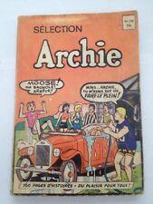 sélection archie # 108 éditions héritage