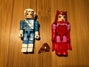 Marvel Minimates Scarlet Witch Quicksilver Series 16 Avengers