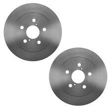 For Toyota 03-10 Sienna 05-12 Tacoma Rear Set of 2 Brake Drums 4243104050