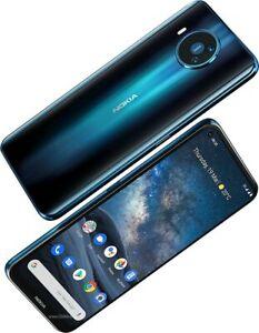 Nokia 8.3 5G - 64GB - Polar Night (Unlocked) (Single SIM)