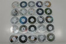 Lot of 25 PSP Games- MLB 09 The Show, Wipeout Pure, World Tour Soccer