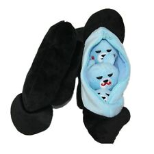 Bigbang GD Bear Peas In a Pod Stuffed Doll KPOP Plush Toy 8'' Pencil Case Gift