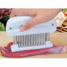 Stainless Steel Blade Meat Tenderizer for Chicken Port Beef Kitchen 48 Needles