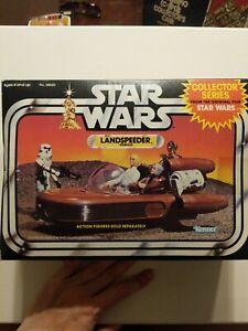 VINTAGE STAR WARS - LAND SPEEDER - 1983 collectors series- unopened
