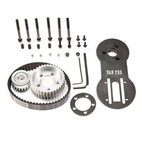 Vanpro Electric Skateboard Brushless Motor Mount Pulleys Kit set