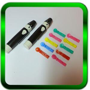 Autopiqueur Microlet Next X 2 + 2 X 5 Lancettes De Bayer Opticien