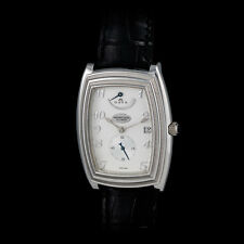 "Parmigiani 950 Solid Platinum ""Ionica"" 8 Days Power Reserve. In-house movement."