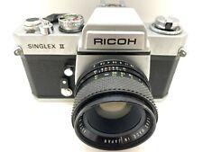 Ricoh Singlex II Auto Rikenon 1:2/50 mm