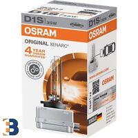 D1S Osram ORIGINAL XENON 66140 Bombilla de Coche XENARC HID 35W NUEVO Single