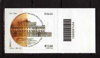 13156) ITALIA MNH** 2011 Zecca 1v - codici a barre 1434