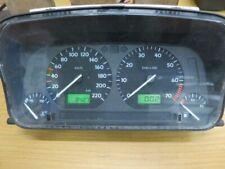 VW Golf 3 III Gti Syncro Tacho Petrol 20-220km/H Dzm 1H0919860D Combination